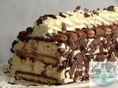 Advocaat lange vingertaart Dutch Recipes, Sweet Recipes, Baking Recipes, Cake Recipes, Dessert Recipes, Baking Bad, Delicious Desserts, Yummy Food, Savarin