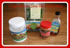 5 Ingredients to Jump Start Clean Eating