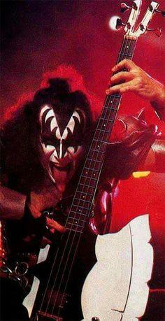 "Gene Simmons ""The Demon"""