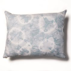 Circles Shibori Pillow