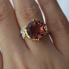 Turque 100/% CHANGEMENT DE COULEUR ALEXANDRITE 925 Solid Sterling Silver Ring Ajustable