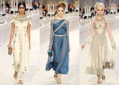 Haute Indian-Inspired Fashion