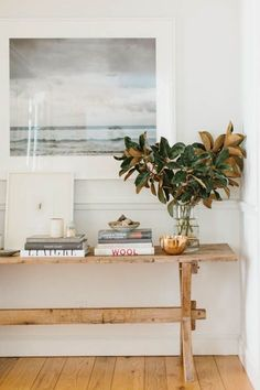Inspiration for this small space that makes a huge impact. Get ideas for creating a fresh and inviting entryway.