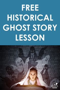 """This free social studies halloween lesson will help you integrate social studies into your Halloween festivities. The """"Golden Arm"""" ghost story is spooky and educational! #5thGrade #MiddleSchool #Halloween 5th Grade Social Studies, Teaching Social Studies, Teaching History, Curriculum, Homeschool, 5th Grade Classroom, History Projects, Teacher Blogs, Ghost Stories"""