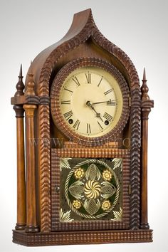 Antique clock in great condition.