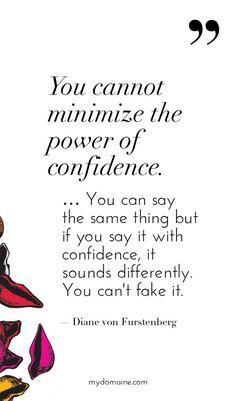 Diane von Furstenberg's Best Career Advice Ever | MyDomaine