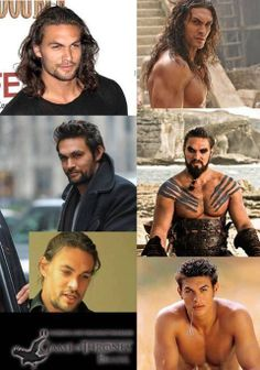 Game of Thrones - along with everything else Jason Momoa is in!