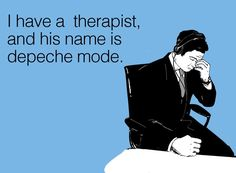 #80s music therapy (Depeche Mode) - still works today!