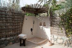 Outdoor shower Exteriores | Duchas para exteriores – vive de cerca la naturaleza.