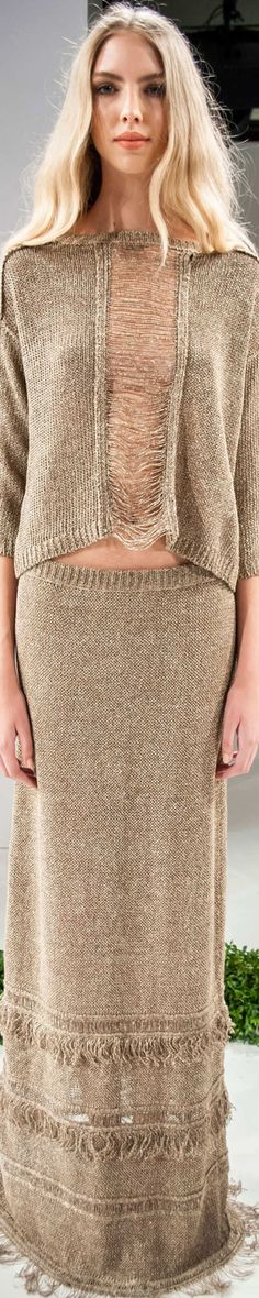 Rachel Zoe Spring 2016 RTW | women fashion outfit clothing style apparel @roressclothes closet ideas