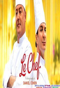 Bộ Phim : The Chef (Comme Un Chef) ( The Chef (Comme Un Chef) ) 2012 - Phim Mỹ. Thuộc thể loại : Phim Hài Hước , Phim Tâm Lý Tình Cảm Quốc gia Sản Xuất ( Country production ): Phim Mỹ   Đạo Diễn (Director ): Daniel CohenDiễn Viên ( Actors ): Jean Reno, Michaël Youn, Raphaëlle AgoguéThời Lượng ( Duration ): ??Năm Sản Xuất (Release year): 2012Nội dung phim: Jacky là một đầu bếp xuất sắc phú quý lòng yêu nghề. M