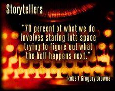 Robert Gregory Browne quote