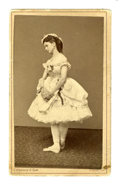 Marie Bonfanti (Feb. 16, 1845 – Jan. 25, 1921) was a 19th century ballet dancer, born in Milan, who went to America in 1866 as the prima ballerian assoluta