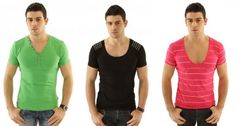 Notre sélection de T-shirt homme pour l'été