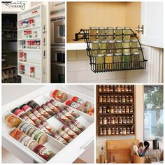 Exceptionnel 392 Best DIY Spice Rack Ideas Images On Pinterest In 2018 | Diy Spice Rack,  Kitchen Storage And Butler Pantry