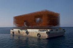 ARCHITECTURE >>> Pavillon de la Croatie Biennale d'architecture de Venise