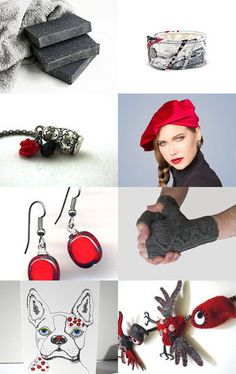 Red And Company by Arlene on Etsy--Pinned with TreasuryPin.com