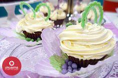 Cupcakes por Silvia Barredo. Rico y abundante. http://www.utilisima.com/recetas/10766-cupcakes.html