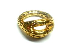 Goldmine Ring by FabMeJewelry on Shapeways. Learn more before you buy, or discover other cool products in Rings. Blink Blink, Cool Stuff, Stuff To Buy, 3d Printing, Gemstone Rings, Rings For Men, Jewelry Making, Metal, Prints