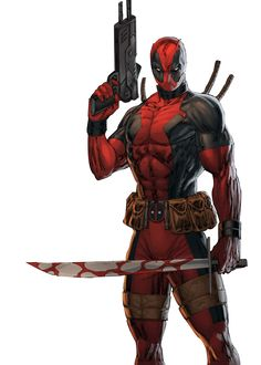 Deadpool.  He says all the things you wish the rest of them would say.  Right before he goes crazy.  Again.