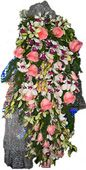 Shopping online Pink roses, white orchid and greens for Free home delivery to Hyderabad for all location without any delivery charges. same day gifts delivery.  Visit our site : www.flowersgiftshyderabad.com/Bridal-Bouquet.php