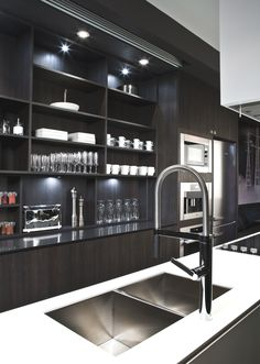 There are not enough good words to describe this kitchen.