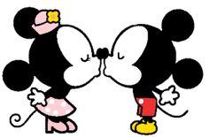 نتيجة بحث الصور عن mickey mouse e minnie namorando