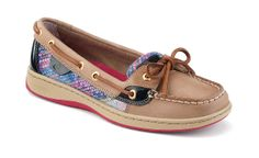 Order Women's Angelfish Slip-On Leather Boat Shoes | Sperry Top-Sider this will be one of the next two pairs i buy...<3