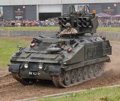 British Army on the move Part 6 – Tankfest 2016. Another great Tankfest weekend. . AS90 – 155mm self-propelled gun. . AS90 equips three field regiments of the Royal Horse Artillery and …