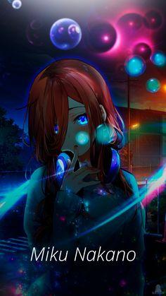 HD wallpaper: anime, anime girls, Nakano Miku, 5-toubun no Hanayome, signatures
