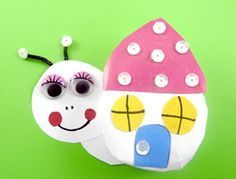 Crafts For Kids To Do At Home Paper