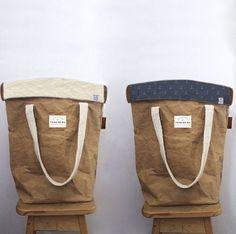 03AM & Thinking Mu Avance de los nuevos sacos que hemos desarrollado en colaboración con @thinkingmu para la próxima temporada.Una combinación de nuestro singular tejido de papel lavable con tejidos y estampados de la colección de la marca barcelonesa. Enjoy the rest! www.03am.co www.thinkingmu.com