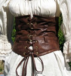 Lola Loves Leather STEAMPUNK PIRATE GOTHIC Extra by CurvyWench