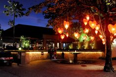 Seminyak - ku de ta - place to have drinks at sunset or eat sushi/fine dining cuisine