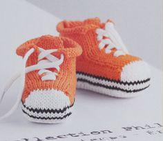 Patroon Stoere schoentjes
