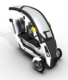 Locusta - Urban Vehicle