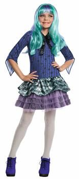 Your little girl will never be afraid of the boogeyman again after she dresses up in this Monster High Twyla Costume! As the daughter of a monster, she'll learn that monsters aren't so scary afterall! Costumes Monster High, Monster High Halloween, Costume Halloween, Halloween Costumes For Girls, Link Halloween, Halloween Recipe, Women Halloween, Spirit Halloween, Halloween 2020