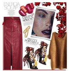 """Fall colors"" by cool-cute ❤ liked on Polyvore featuring Magdalena, Chloé, Dsquared2 and Cartier"