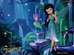 Disney - Secret of The Wings - Tinkerbell - Periwinkle - Silvermist