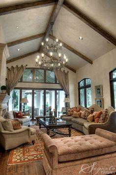 60+ Beautiful Long Narrow Living Room Ideas http://homecantuk.com/60-beautiful-long-narrow-living-room-ideas/