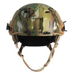 Military camouflage Tactical Airsoftsports Fast bj Helmet with night vision mount Paintball Climbing gear Hunting  Accessories