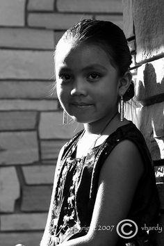 Young Navajo Girl