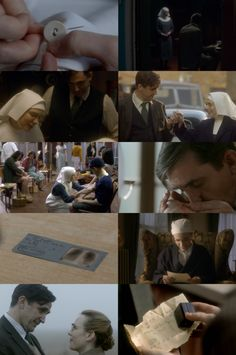 Call the Midwife- Patrick and Shelagh Best Tv Shows, Favorite Tv Shows, Nonnatus House, Call The Midwife, Made In Heaven, Will Turner, Pride And Prejudice, My Character, Look At You