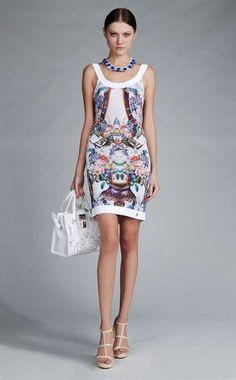 Short Dress Women Dresses On Roberto Cavalli Online