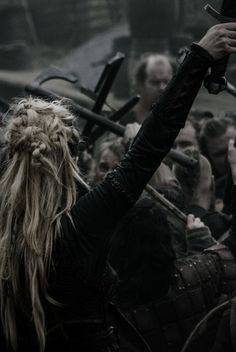 """ Vikings edits Stills~ Ⓒ ♕ ℰarl ℐngstad ℒ a g e r t h a "" - Modern Viking Aesthetic, Queen Aesthetic, Princess Aesthetic, Book Aesthetic, Character Aesthetic, Foto Fantasy, Fantasy World, Dark Fantasy, Fantasy Art Warrior"