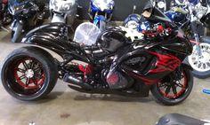 Stretch Single Side Swingarm , Black! , Suzuki Hayabusa GSX1300R, ,  http://www.PashnitBusa.com #hayabusa #pashnit