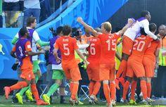 Pomarańczowi pokonali Chile i zwyciężyli grupę #popolsku