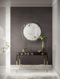 10 Elegant Console Table for Hallway Design