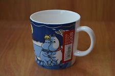 "Moomin mug ""Winter Bonfire"" 2008 limited edition , ARABIA, FINLAND"