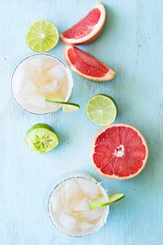 Grapefruit Paloma a refreshing citrus cocktail made with tequila and fresh grapefruit juice!